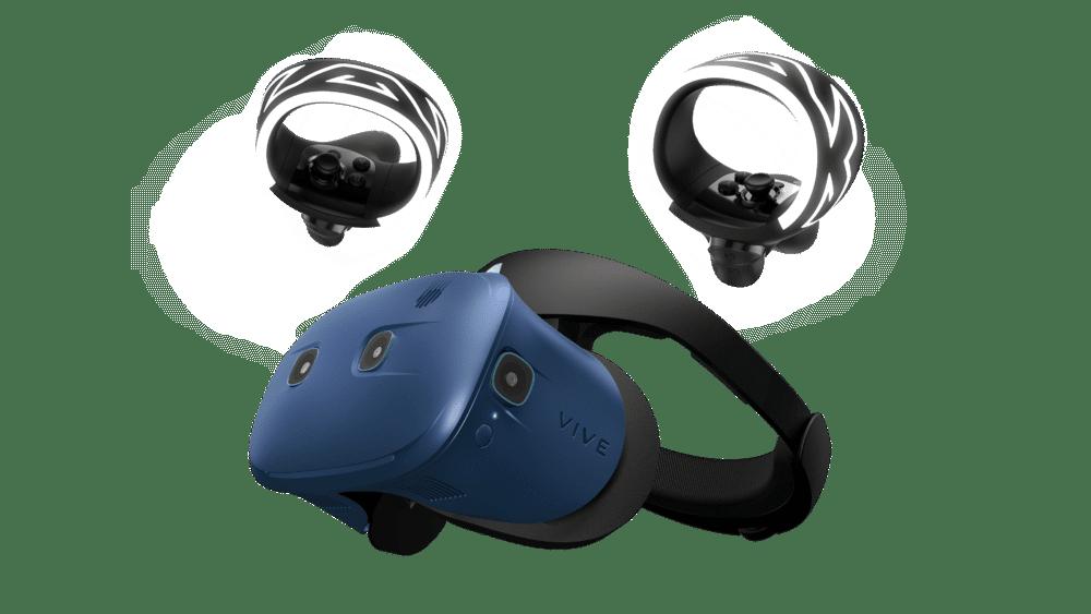f6acbc19b HTC Vive Pro Eye umožní ovládání virtuální reality pohledem: 2019