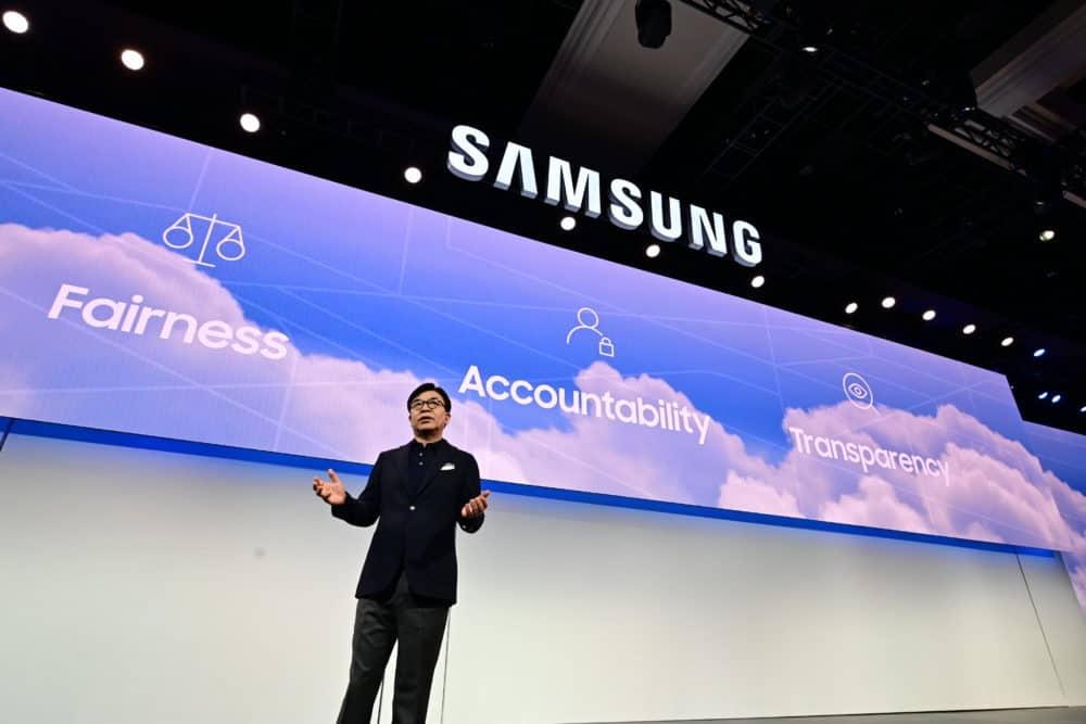 Samsung představuje na CES 2019 budoucnost propojeného života