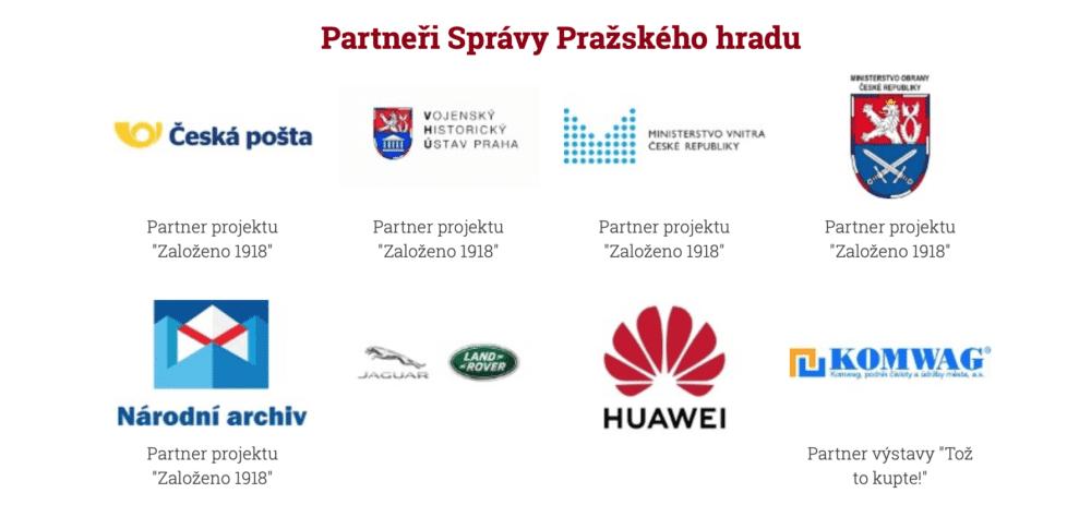 Huawei se začíná potápět. Pražský hrad podává pomocnou ruku?