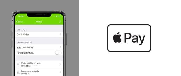 Jízdenky na FlixBus můžete nově zaplatit přes Apple Pay