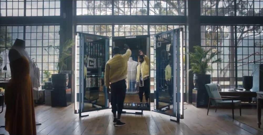 Samsung vytváří budoucnost. Podívejte se na nové video z kampaně