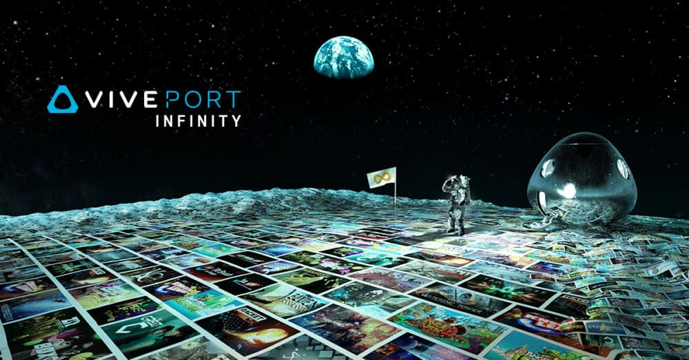 HTC oznámilo datum spuštění očekávané služby Viveport Infinity