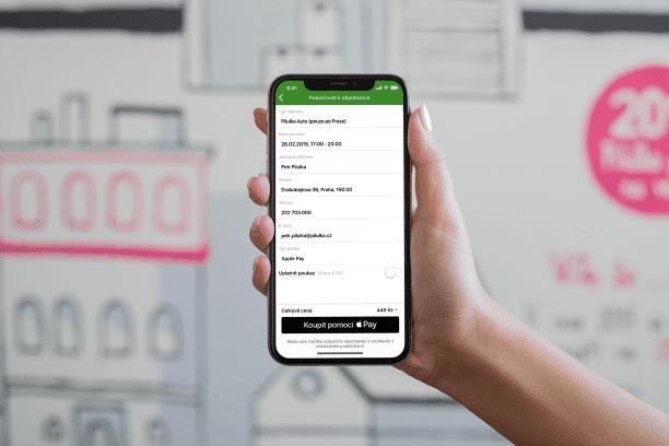 Pilulka.cz nabízí platby s Apple Pay ve své aplikaci i lékárnách