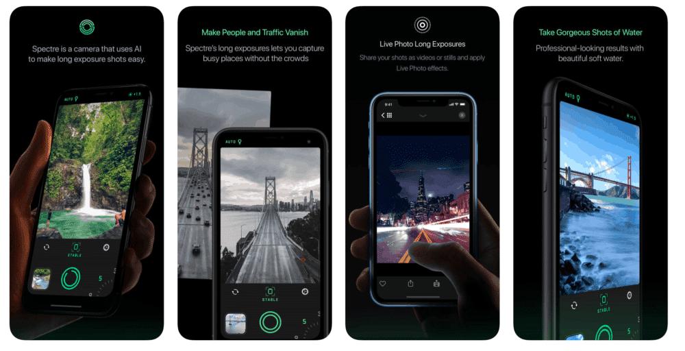 Alternativní aplikace pro focení na iPhonu? Král dlouhé závěrky
