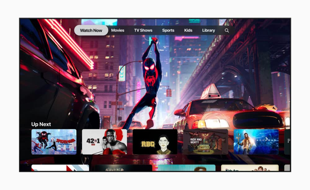 apple tv plus spider