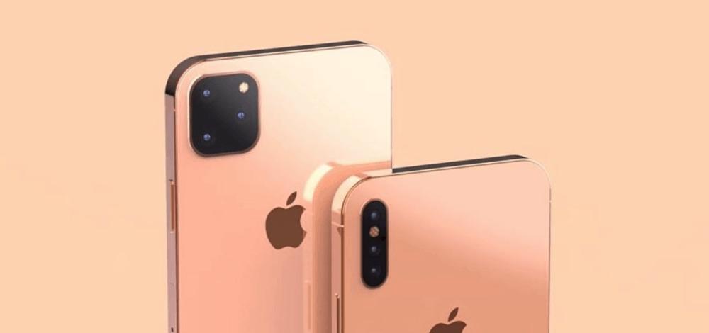 iPhone 9 ruzova barva