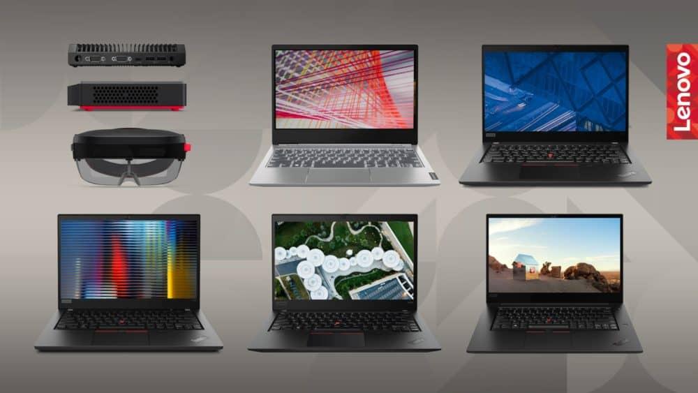 Lenovo na veletrhu uvedlo nové počítače včetně ThinkReality