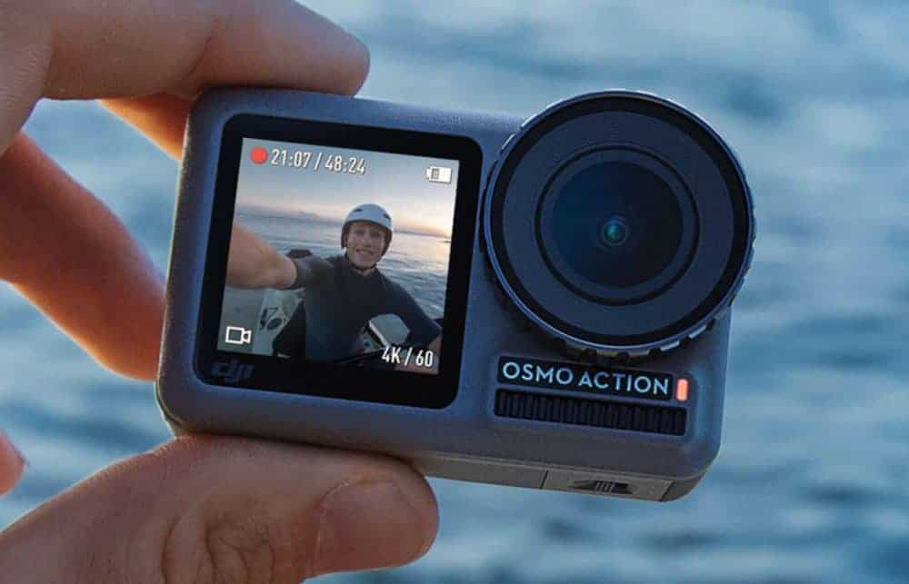 Recenze DJI Osmo Action
