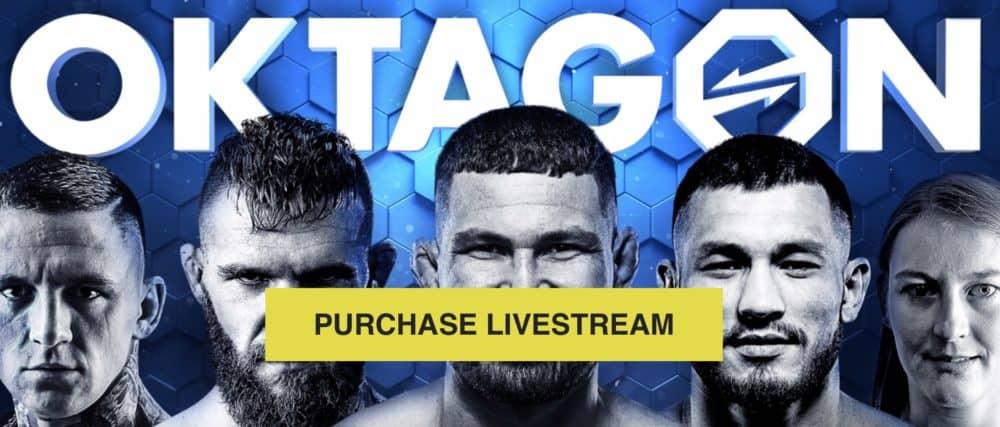 Online startuje i Oktagon 12 v Bratislavě. Jak sledovat MMA zápasy?