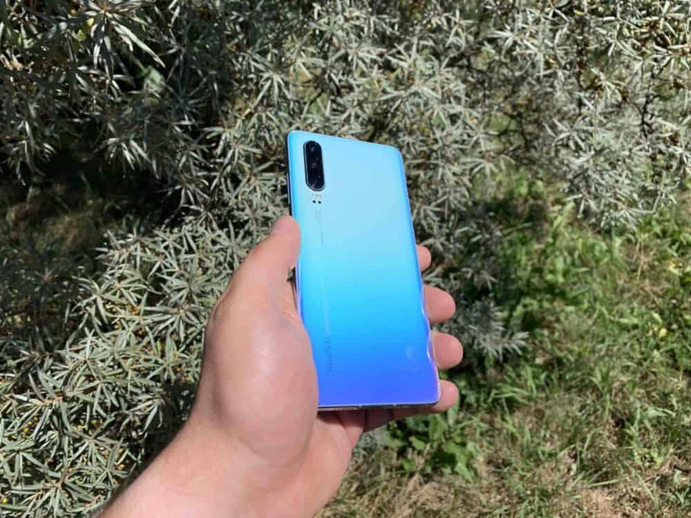 Recenze smartphonu Huawei P30. Král barev nejen ve fotografiích