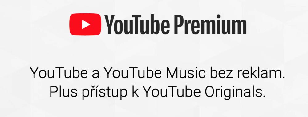 V Česku startuje studentské předplatné YouTube Music a YouTube Premium