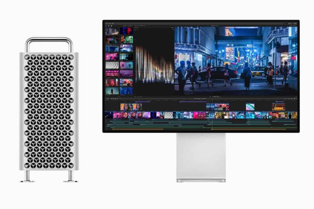 Apple představil nový počítač Mac Pro a průlomový Pro Display XDR