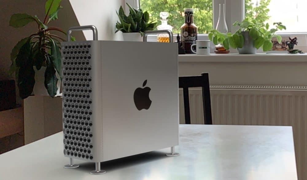 Nemáte peníze na nový Mac Pro? Podívejte se, jak by vypadal v kanceláři