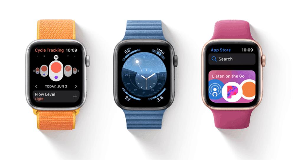 watchOS 6 vylepšuje schopnosti chytrých hodinek Apple Watch