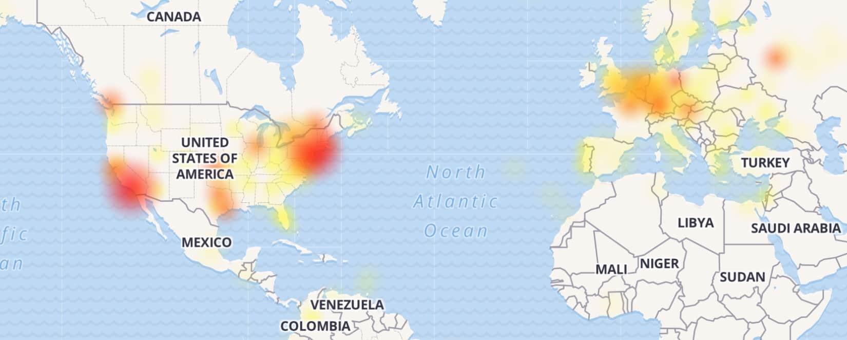 Facebook i Instagram má globální výpadek. Co se stalo?