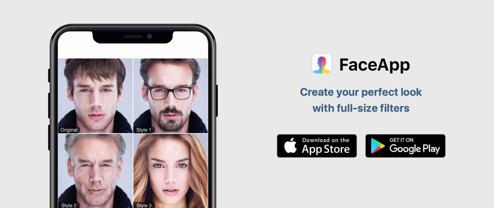FaceApp je fotoeditorem poháněným AI. Pozor však na podmínky