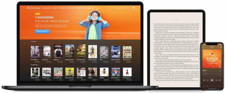 O2 se prostřednictvím O2 Knihovny stává významným hráčem na trhu