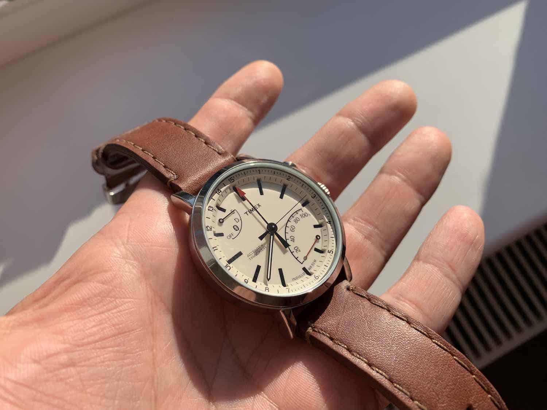 Recenze hodinek Timex Metropolitan. O trochu chytřejší Ameriky