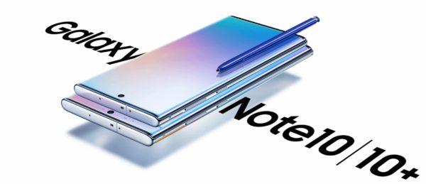 Smartphone Galaxy Note10