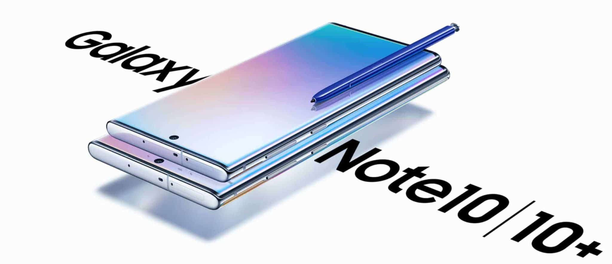 Smartphone Galaxy Note10