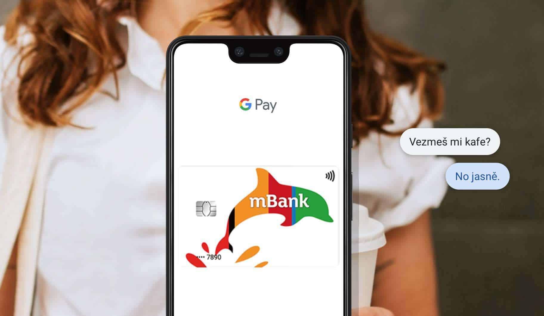 Tmavý režim (DarkMode) je nově dostupný v aplikaci Google Pay