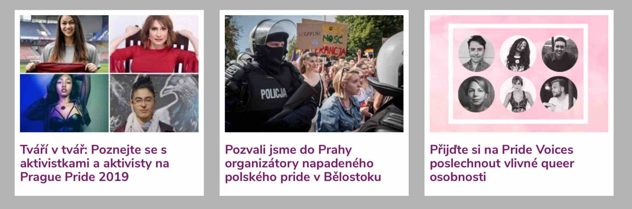 Hlavním sponzorem Prague Pride je Vodafone. Kolik pražská akce stojí?