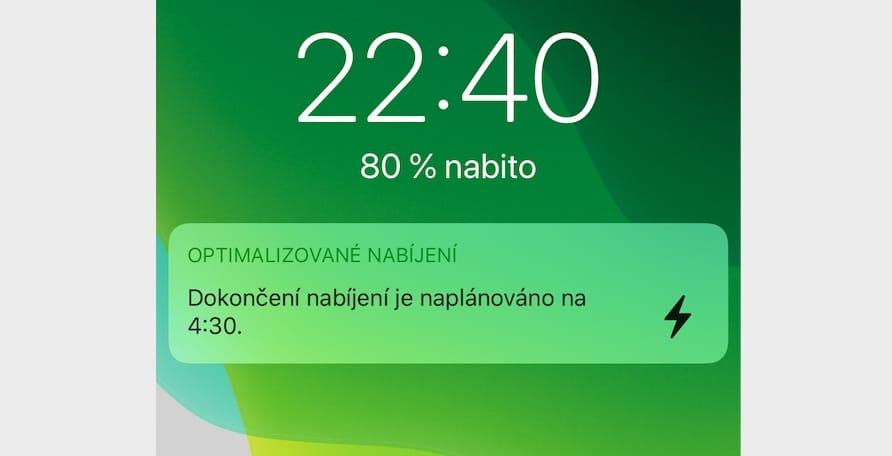 kondice baterie u iPhonu