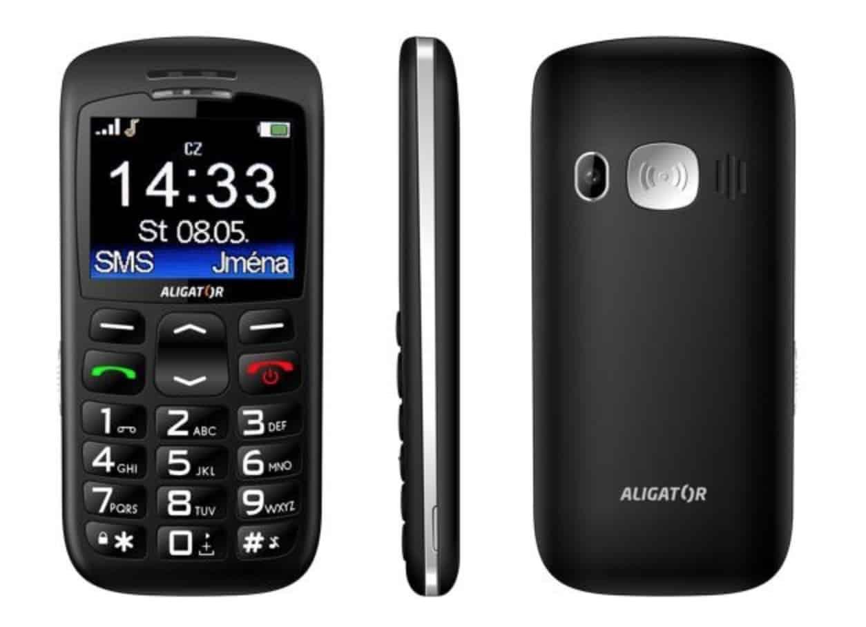 Aligator-A670-Senior