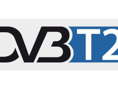 DVB-T2 logo nove