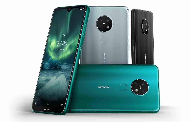Vánoce s telefony Nokia