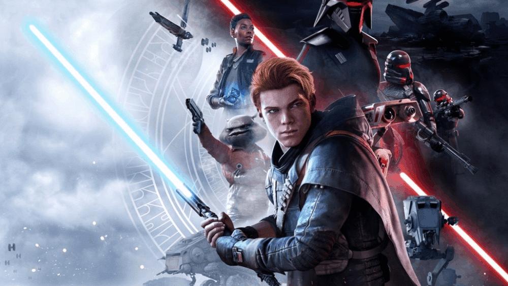 Star Wars Jedi: Fallen Order (listopad 2019)