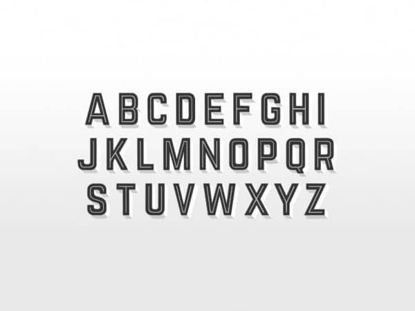 abeceda text logo